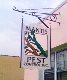 Mantis Hanger